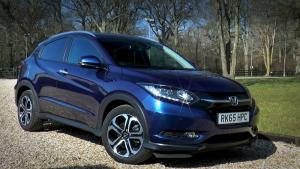 Honda HR-V Video Review