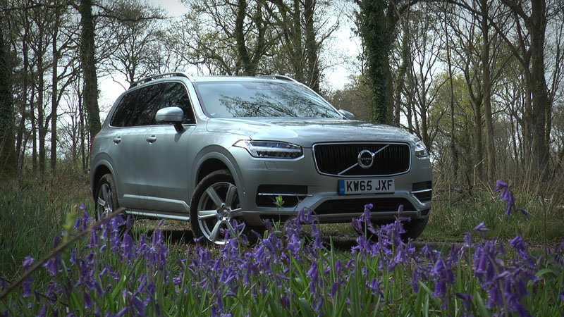 Volvo XC90 T8 Twin Engine Video Review