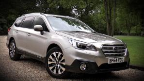 2015 Subaru Outback Video Review