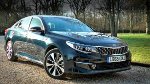 New Kia Optima Video Review