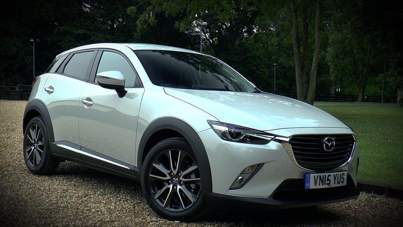 Mazda CX-3 Video Review