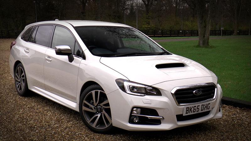 Subaru Levorg Video Review