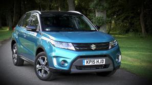 Suzuki Vitara Video Review