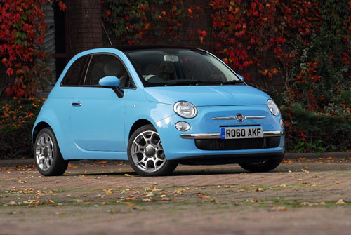 Fiat 500 and 500C TwinAir
