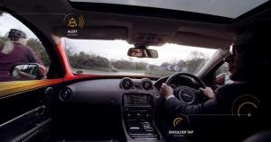 Jaguar Land Rover 'Bike Sense' research