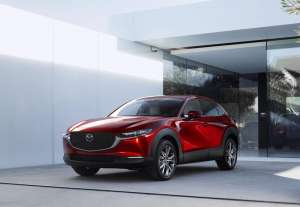 New Mazda CX-30 unveiled