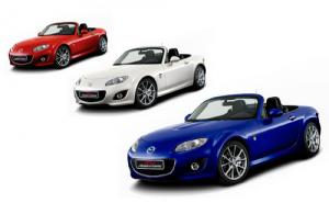 New Mazda MX-5 20th Anniversary Edition to premiere at Geneva