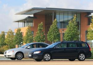 Volvo S80 and V70 DRIVe models launched