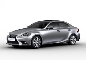 New Lexus IS 300h to debut at Geneva Motor Show