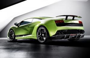 The Lamborghini Gallardo LP 570-4 Superleggera