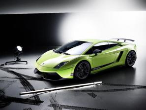 The Lamborghini Gallardo LP 570-4 Superleggera
