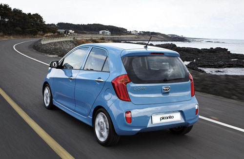 The New Kia Picanto Archive Testdriven