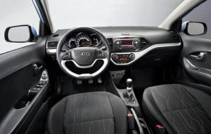 The new Kia Picanto