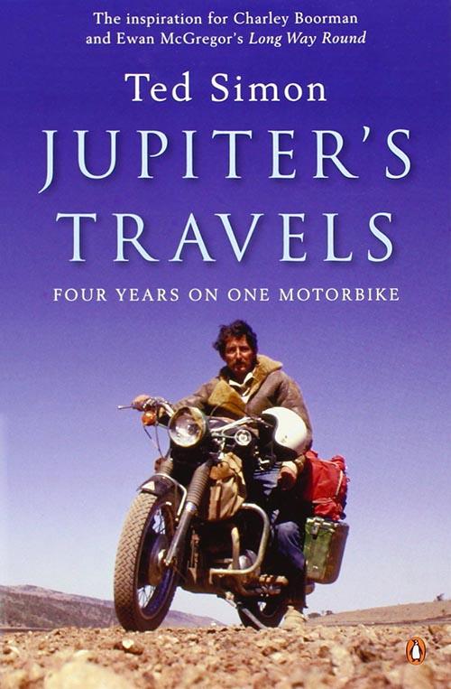 Jupiter's Travels, Ted Simon