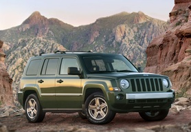 Jeep to launch Patriot and Compass Rallye in UK