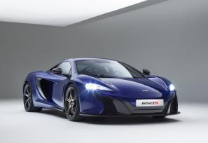 McLaren 650S first official photos released