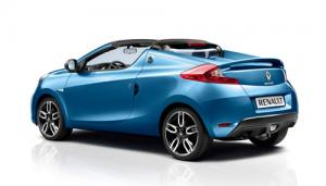 Renault Wind coupe roadster to be unveiled at Geneva