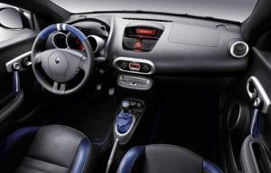 Renault Wind Roadster Gordini to debut at Geneva