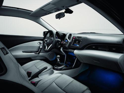 Honda CR-Z pricing announced