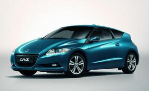 Honda CR-Z pricing announced