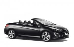 The new Peugeot 308 CC