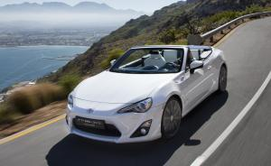 Toyota FT-86 Open concept to debut possible new Toyota GT86 Convertible