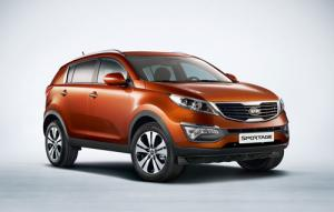 Premiere for new Kia Sportage at Geneva