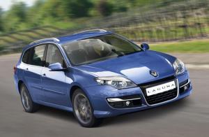 New Renault Laguna first official photos