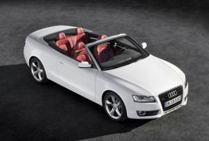 The new Audi A5 Cabriolet and S5 Cabriolet