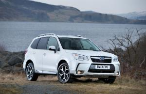 New Subaru Forester on sale May 2013, priced from £24,995