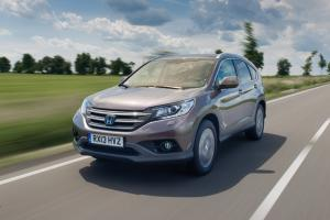Honda CR-V 1.6 diesel pricing to start from £22,800