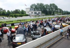 2012 Goodwood Breakfast Club Themes and Dates