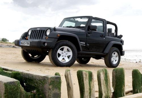 Jeep Wrangler Special Order Programme