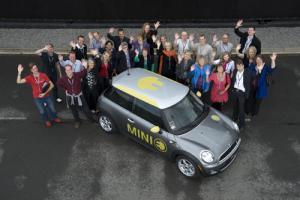 Results published of Mini E electric vehicle trial