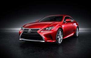 Lexus RC coupe to be unveiled at Tokyo