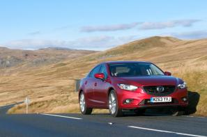 Mazda 6 benefits from emissions reductions, improved fuel economy