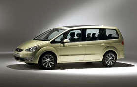 Ford previews the new Galaxy