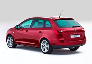 SEAT Ibiza ST officially unveiled