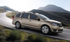 New Dacia Logan MCV available to order in UK in April