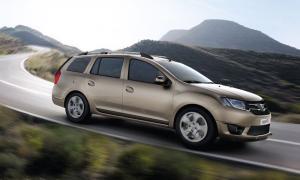 New Dacia Logan MCV