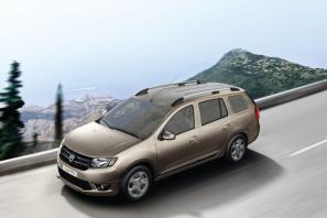 New Dacia Logan MCV available to order now priced from £6,995