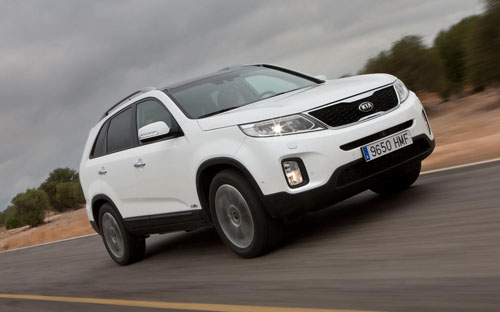The new Kia Sorento is available to order now priced from £26,495