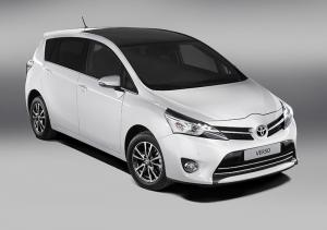 Prices and specs announced for new Toyota Verso