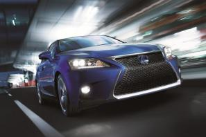 Revised Lexus CT 200h to launch March 2014