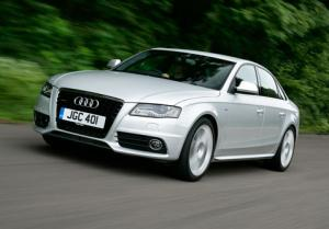 S tronic twin-clutch gearbox added to Audi A4 and A5