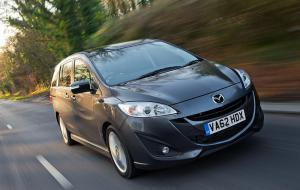 Two enhanced Mazda 5 Venture models priced from £19,995 on sale now