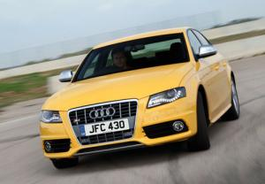 New Audi S4 available now priced from £34,260