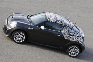 The new Mini Coupe