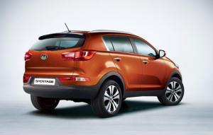 Kia Sportage First Edition announced