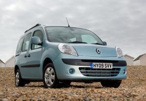 New Renault Kangoo prices announced